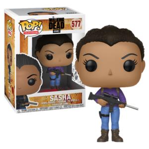 Television Sasha #577 The Walking Dead
