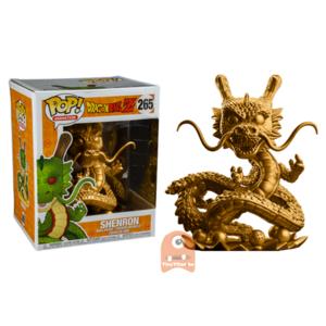 "Animation Shenron 6"" - GOLD #265 Dragonball Z"