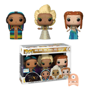 Disney A Wrinkle in Time 3-Pack