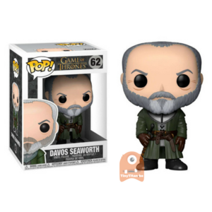 Game of Thrones Davos Seaworth #62