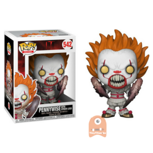 Movies Pennywise /w Spider Legs #542 IT
