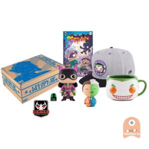 POP! DC Legion of Collectors Box Batman Villains (One Size Fits All)