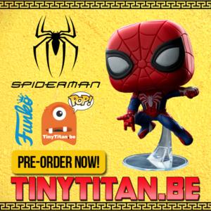 Funko POP! Spider-Man Swinging PRE-ORDER