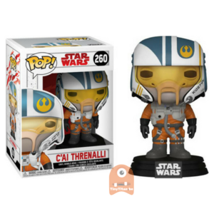 POP! Star Wars C'ai Threnalli #260