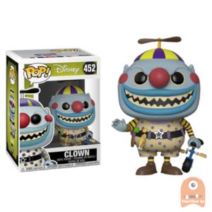 POP! Disney Clown #452 Nightmare before Christmas