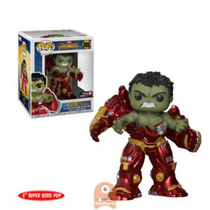 "POP! Marvel Hulk Busting out of Hulkbuster #306 Avengers Infinity War - 6"""