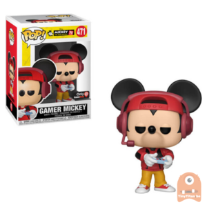 POP! Disney Gamer Mickey #471 90th Anniversary