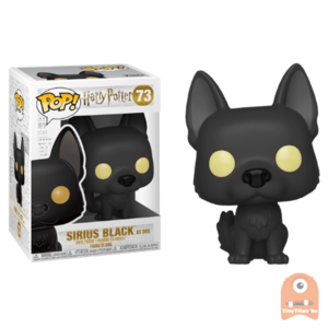POP! Harry Potter Sirius Black as Dog #73