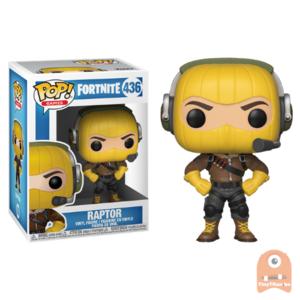POP! Games Raptor #436 Fortnite