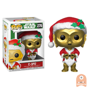 POP! Star Wars C-3PO Holiday #276 X-Mas