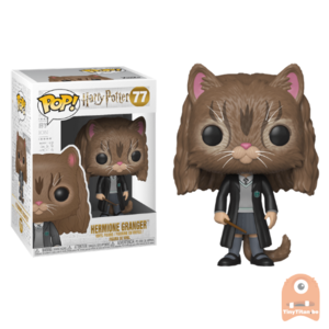 POP! Harry Potter Hermione as Cat #77