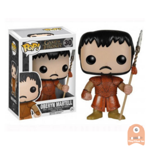POP! Game of Thrones Oberyn Martell #30 Vaulted