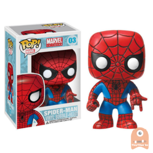 POP! Marvel Spider-Man #03 Marvel Universe