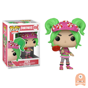 POP! Games Zoey #458 Fortnite