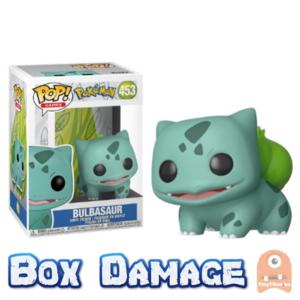 POP! Games Bulbasaur #453 Pokemon - Box DMG