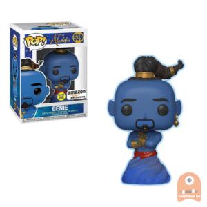 POP! Disney Genie GITD #539 Aladdin 2019 - Exclusive