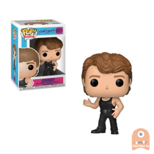 POP! Movies Johnny #697 Dirty Dancing