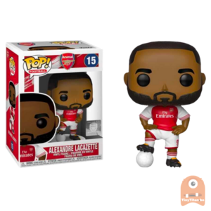 POP! Sports Alexandre Lacazette #15 Arsenal