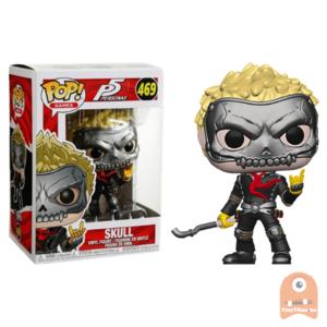 POP! Games Skull #469 Persona 5