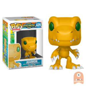 POP! Animation AGumon #429 Digimon