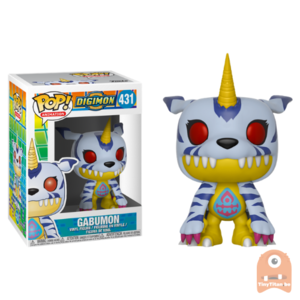 POP! Animation Gabumon #431 Digimon