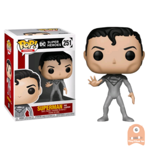 POP! Heroes Superman From Flashpoint #251 DC