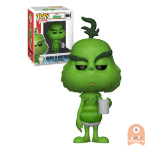 POP! Movies Grinch in Underwear #664 The Grinch