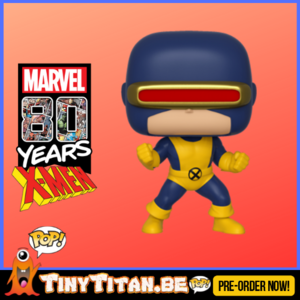 Funko POP! Cyclops First Appearance - Marvel 80th PRE-ORDER