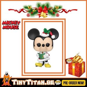 Funko POP! Minnie Holiday - XMas PRE-ORDER